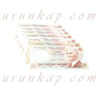 Antika Para Yirmi Türk Lirası