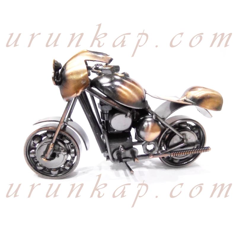 Metal Motosiklet Maketi