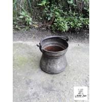 Antika Bakır Yoğurt Bakracı