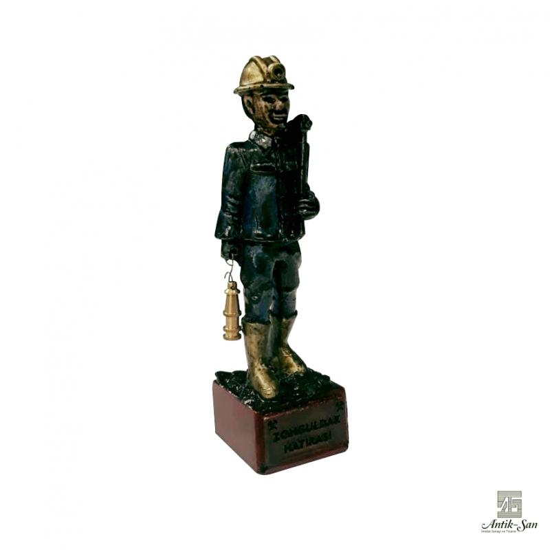 Madenci Heykeli