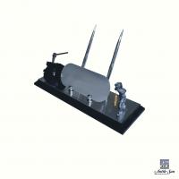 Kömürlü Madenci Heykelli Masa İsimliği