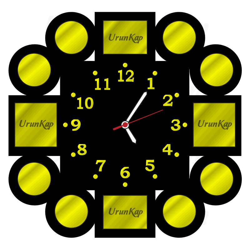 Resimli Saat