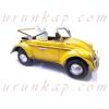 Sarı Metal Araba
