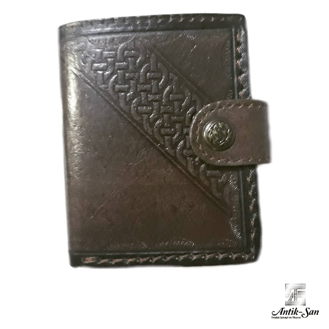 deri cüzdan kartlık