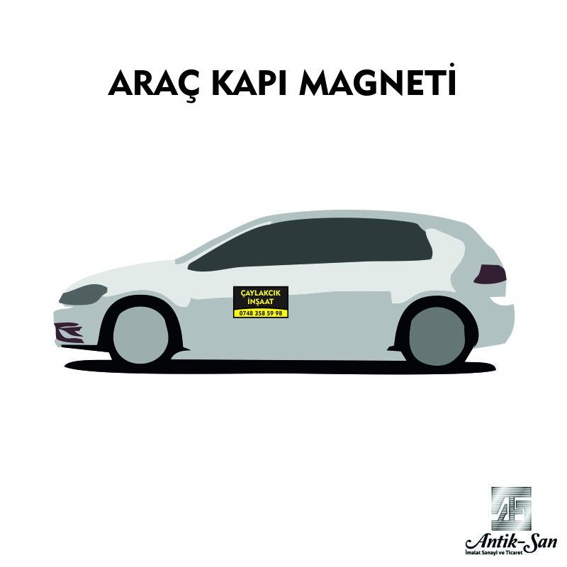 araç kapı magneti