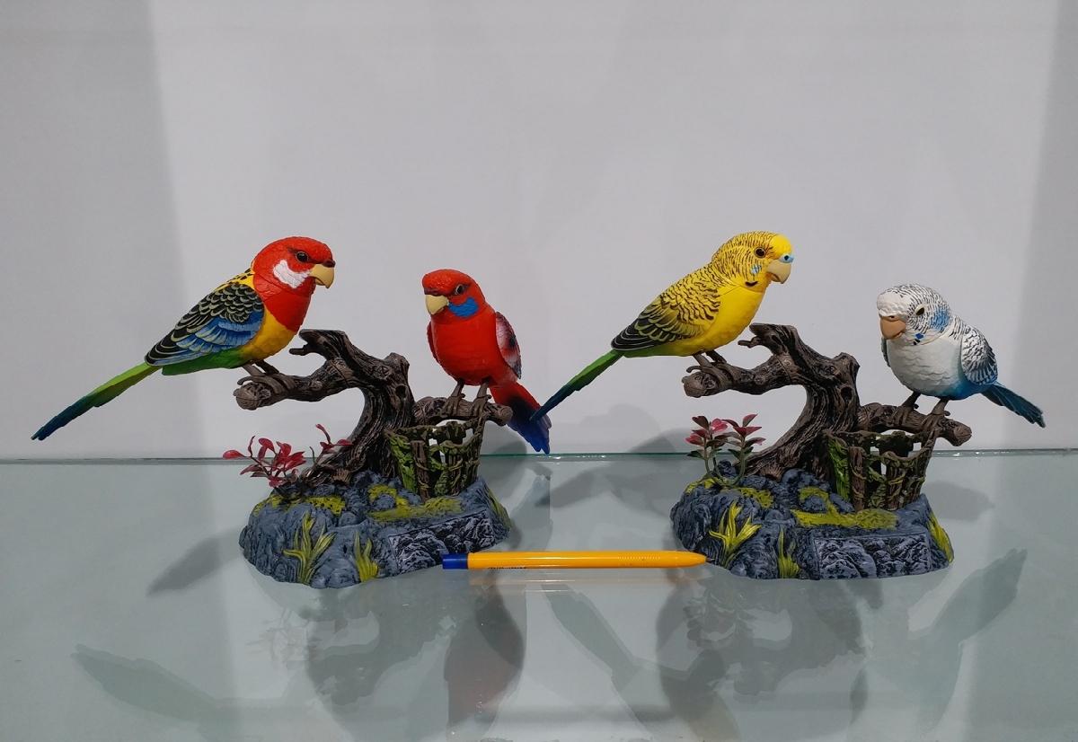 hediyelik kuş biblosu