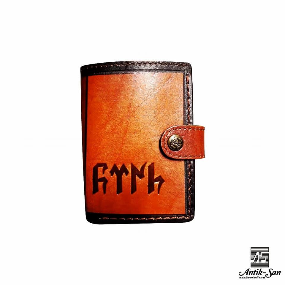Türk deri cüzdan