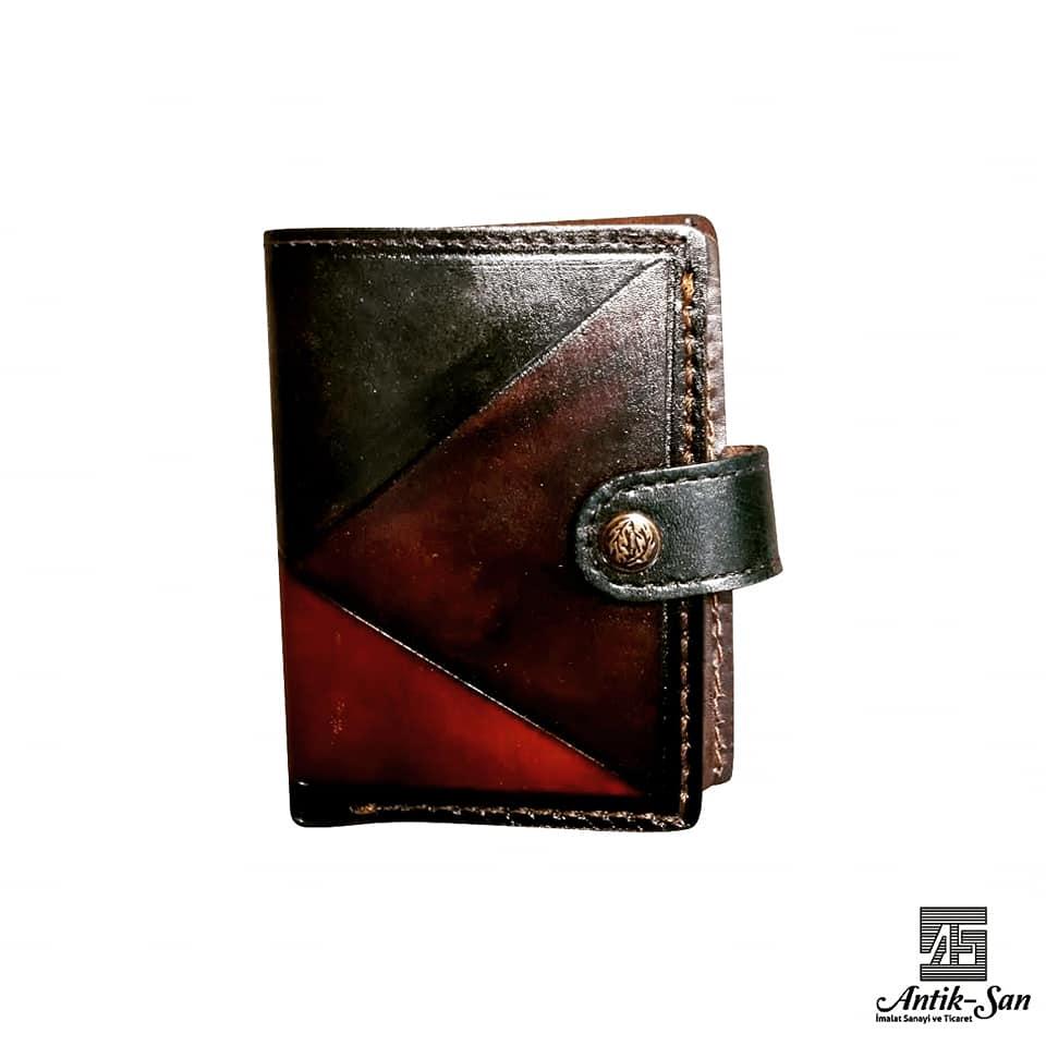 kösele deri cüzdan