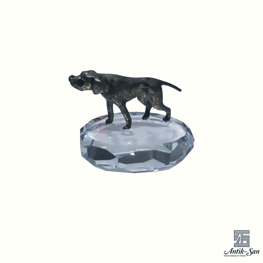 Hediyelik köpek biblosu