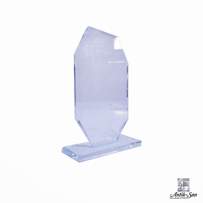 kristal plaket