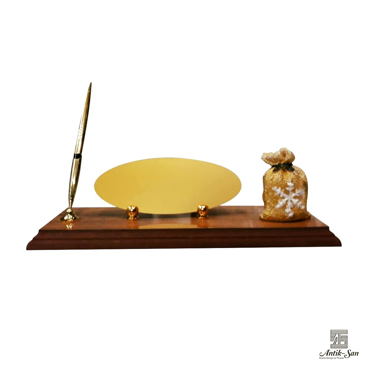 çuval biblolu masa isimliği